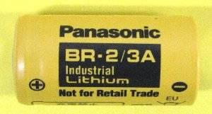 パナソニックBR-2/3A