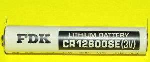 リチウム電池CR-12600SE