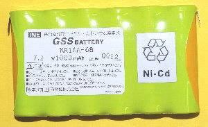 単三型組電池6本タイプ