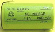 サブC型充電池