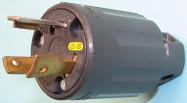 NEMA準拠L5-20P