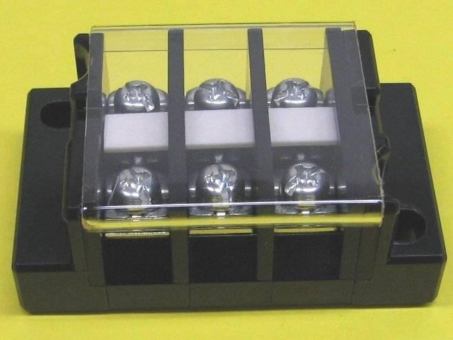 自動点滅器代用端子台電気工事士技能試験用