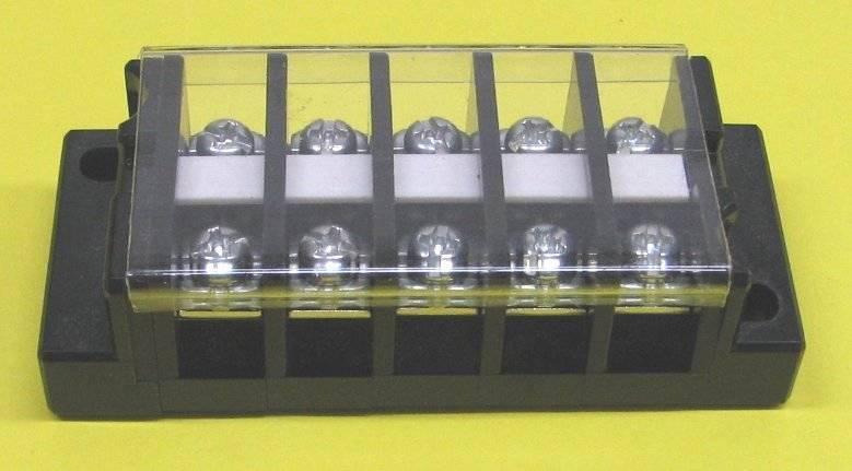 配線用遮断器代用端子台